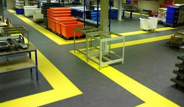 防砸耐压工位地板